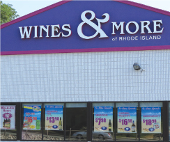 Retail Review: Wines & More of Rhode Island