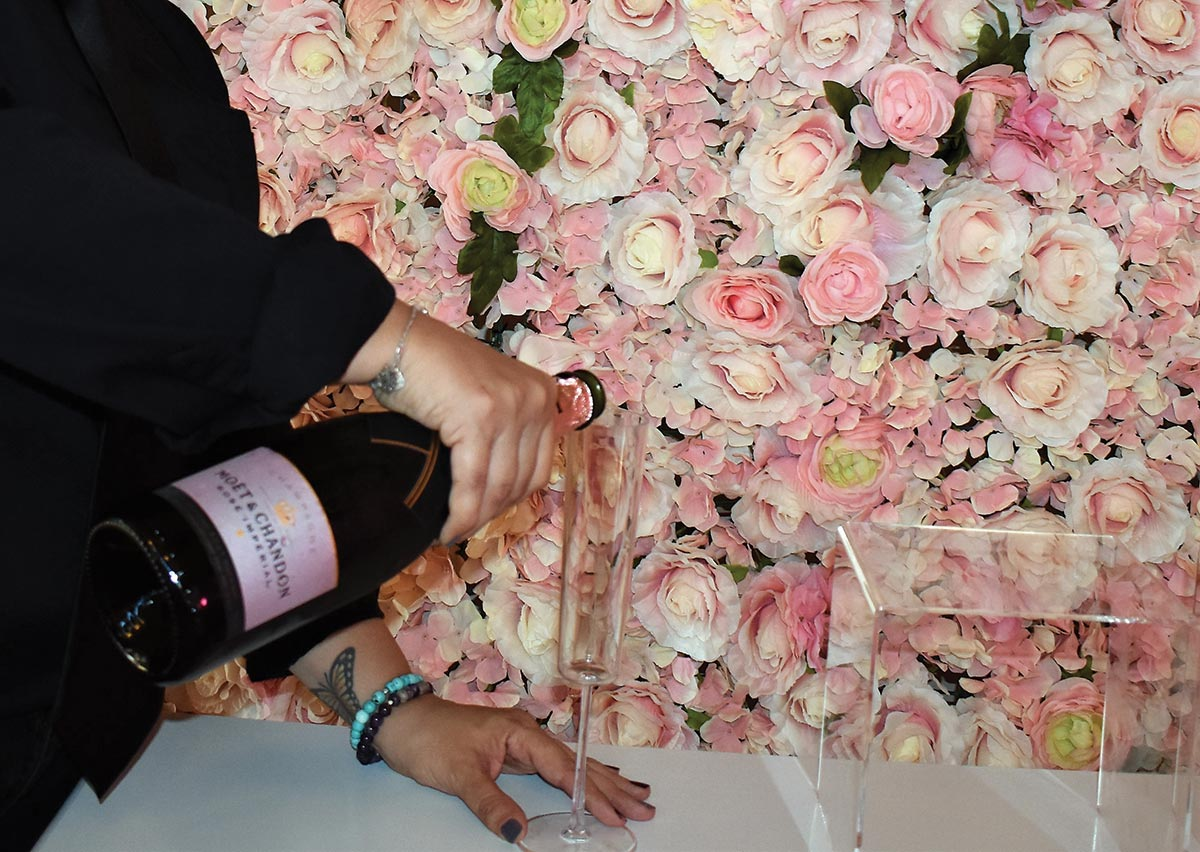 Rosé Day Celebration Hosted in Wickham Park