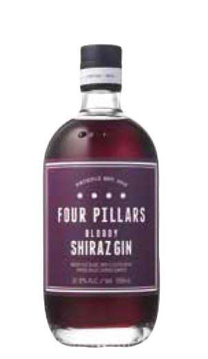 Four Pillars Launches Bloody Shiraz Gin