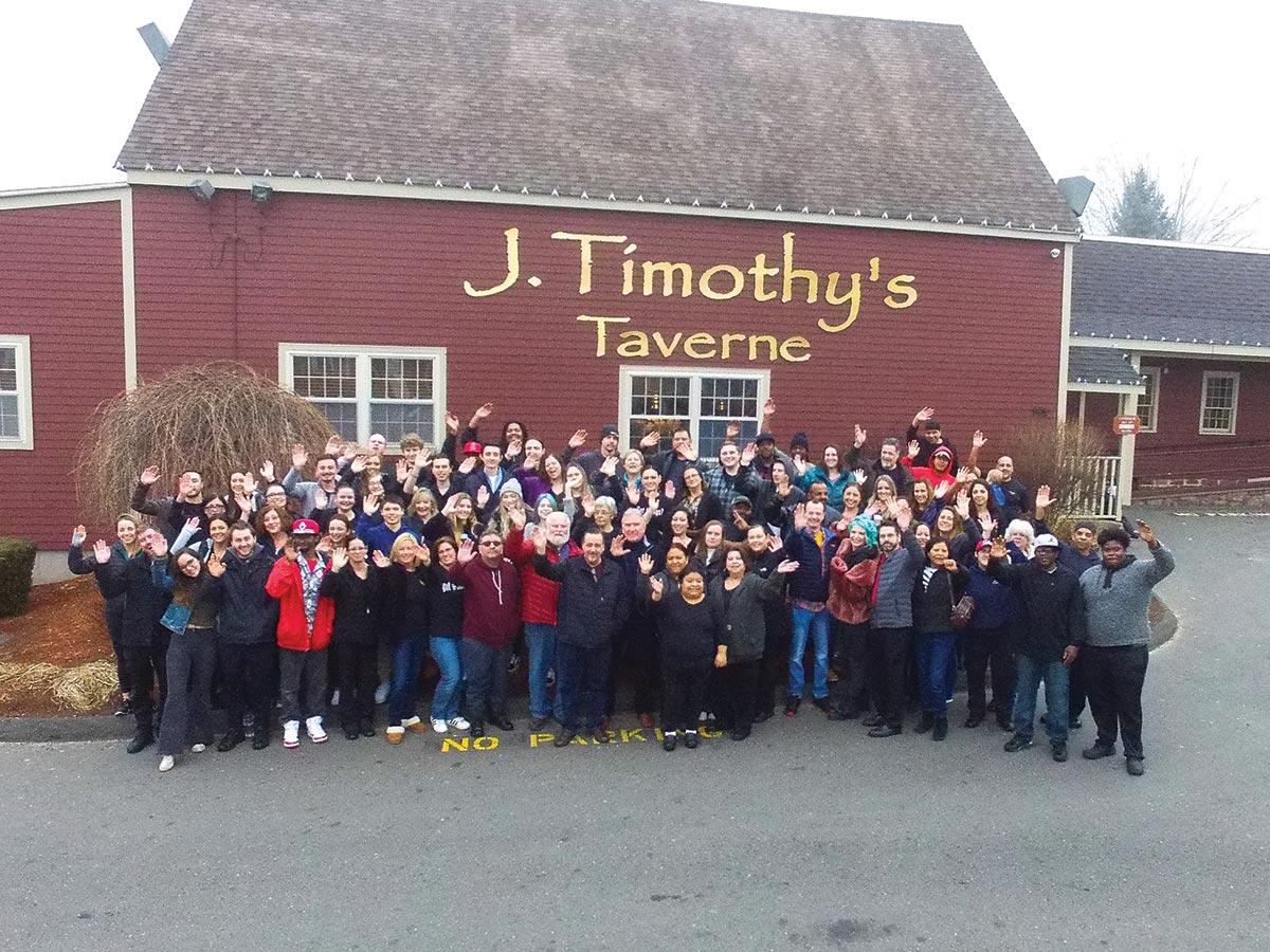 J. Timothy's Taverne Celebrates 40-Year Anniversary
