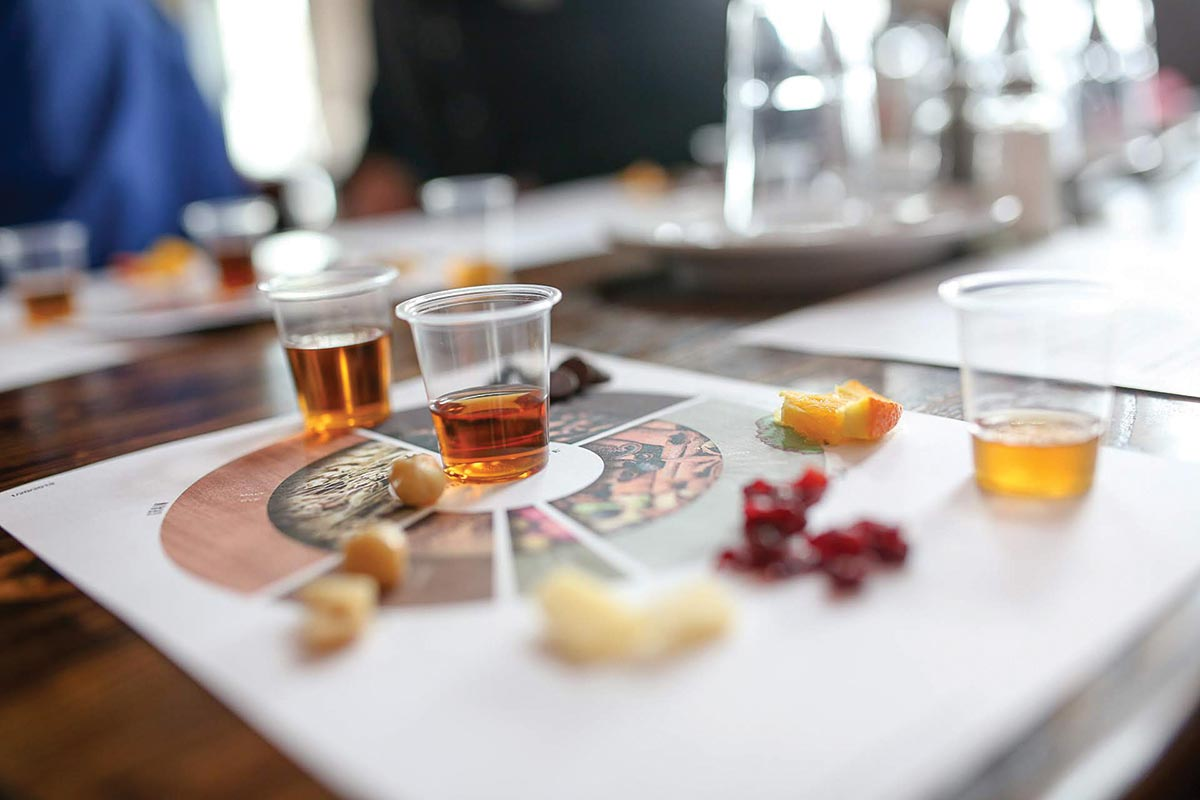 Brown-Forman Presents Woodford Reserve Manhattan Experience