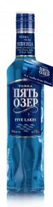 5 Lakes Blue Bottle