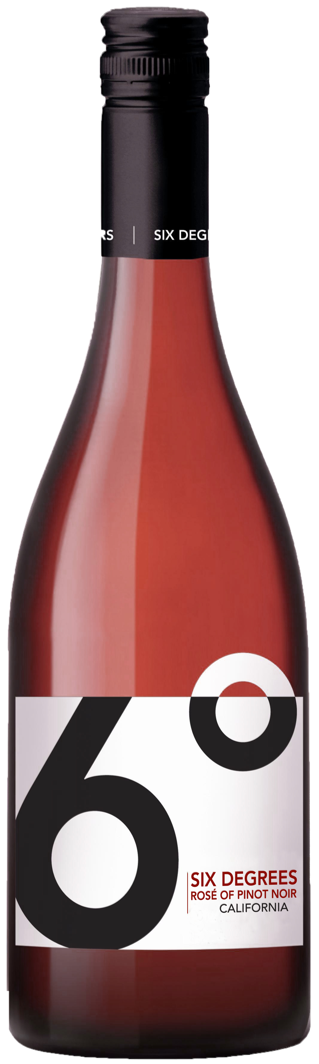 Six Degrees Cellars Launch 2014 Rosé Blend of Pinot Noir