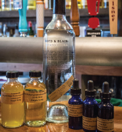 AMERICAN STILL LIFE TASTING AT ROGUE ISLAND FEATURES CRAFT COCKTAILS