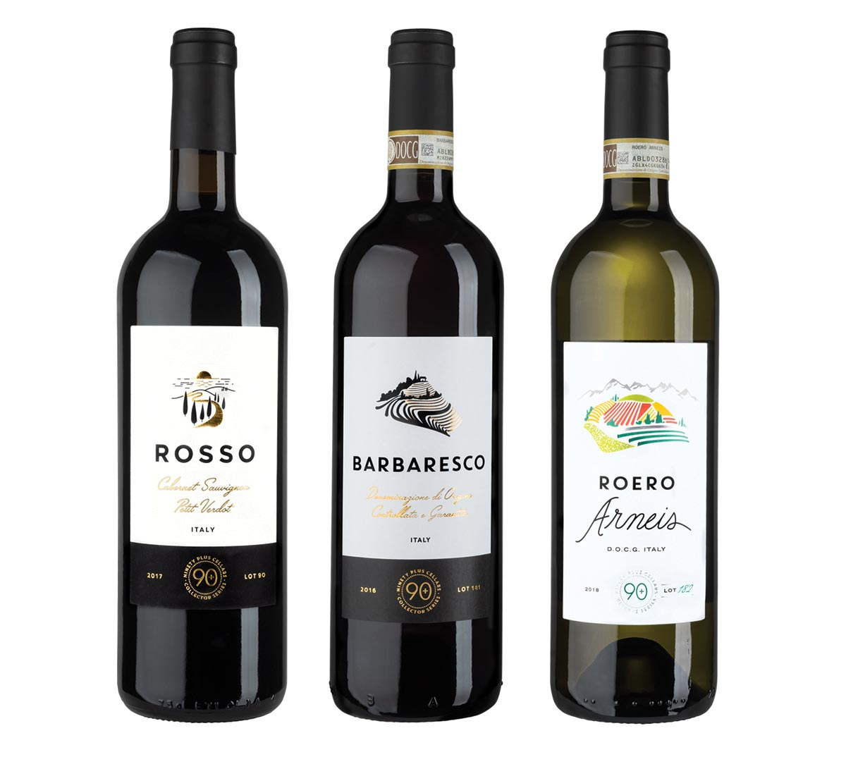 East Coast Beverage Adds New Italian Wines