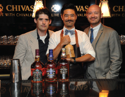 URUSHIDO NAMED FIRST CHIVAS MASTER AFTER GLOBAL COCKTAIL COMPETITION