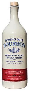 Spring Mill Bourbon 90 bottle shot