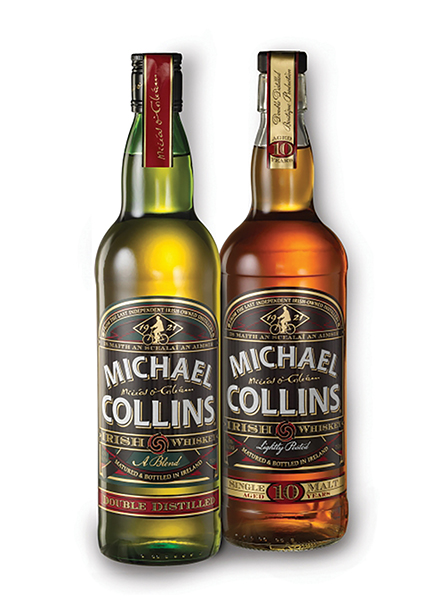 COURT PROCEEDINGS OVER MICHAEL COLLINS IRISH WHISKEY CONTINUE