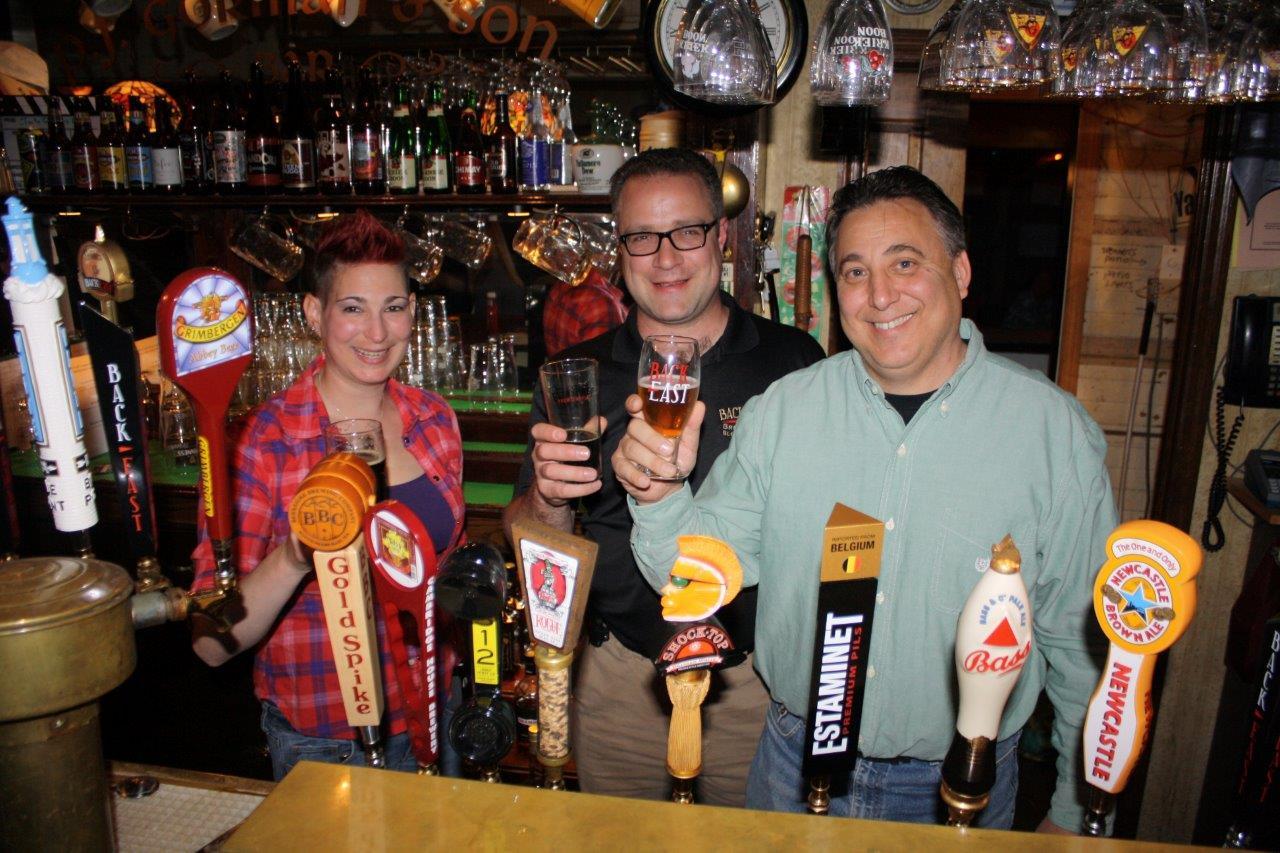 Back East Brewing Celebrates Craft Beer Week