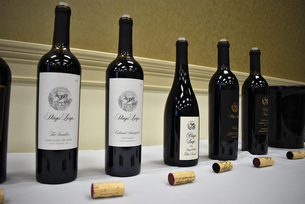 Allan S. Goodman Offers Tasting of Rare and Limited Wines
