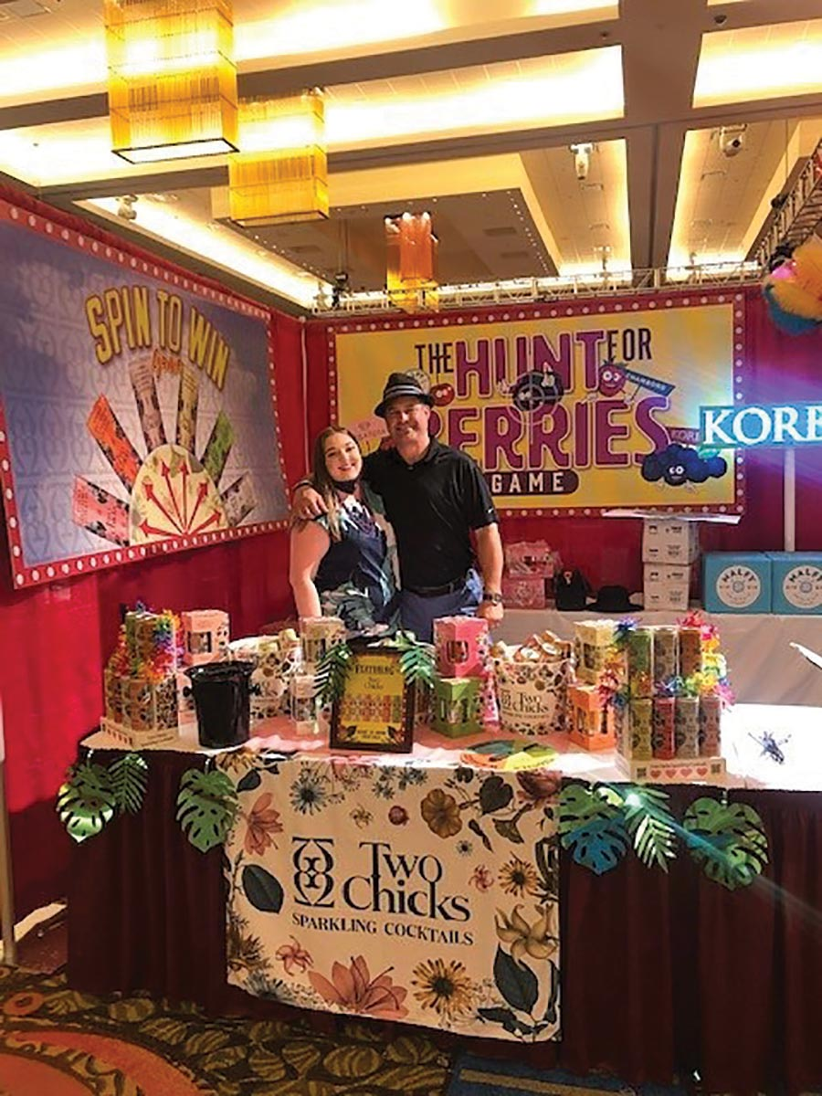 Cocktail Carnival Debuts at Foxwoods Resort Casino