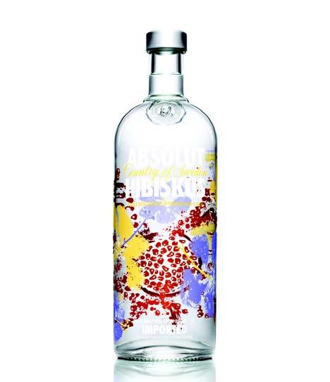ABSOLUT HIBISKUS INTRODUCED