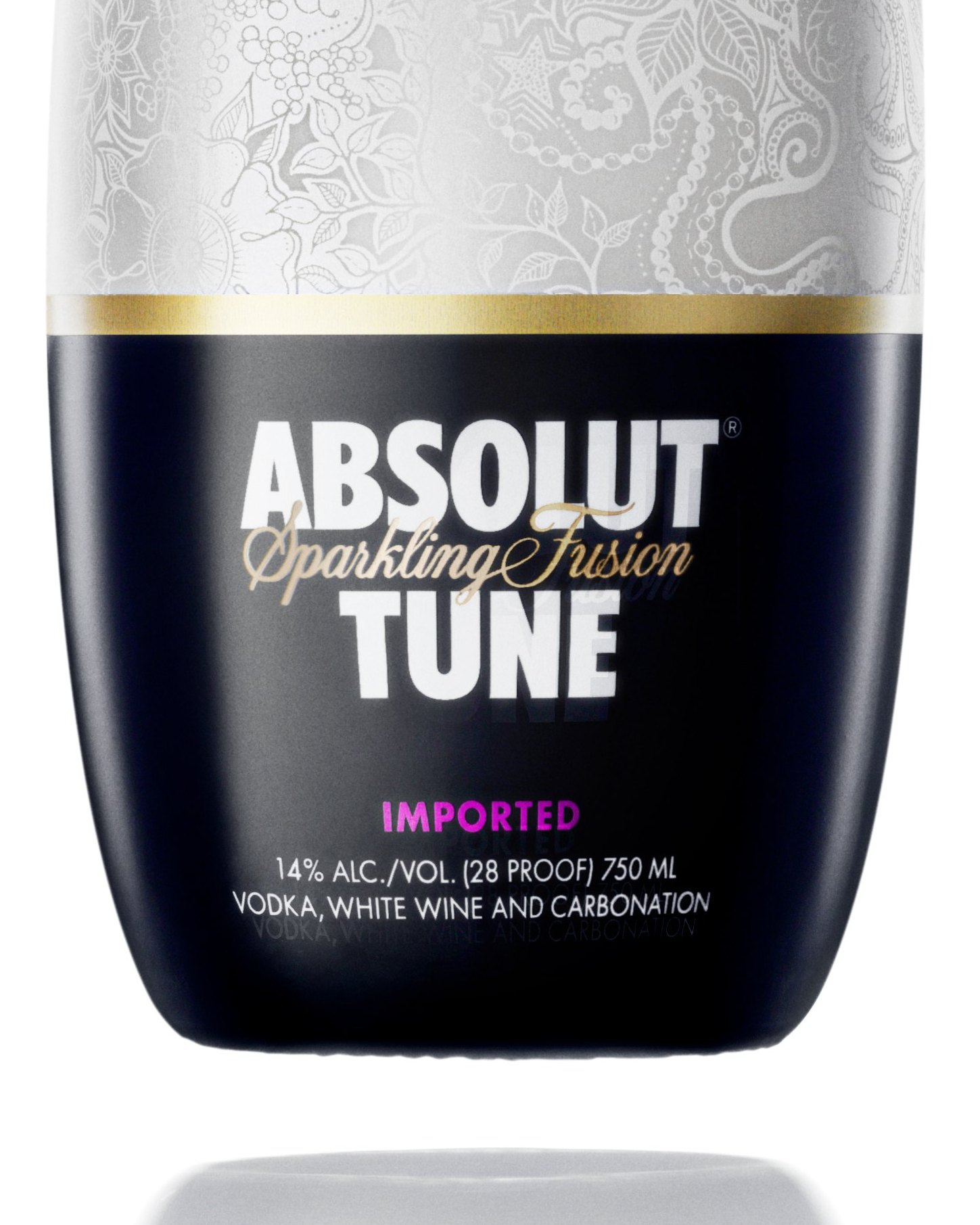ABSOLUT VODKA LAUNCHES SPARKLING BLEND,  ABSOLUT TUNE