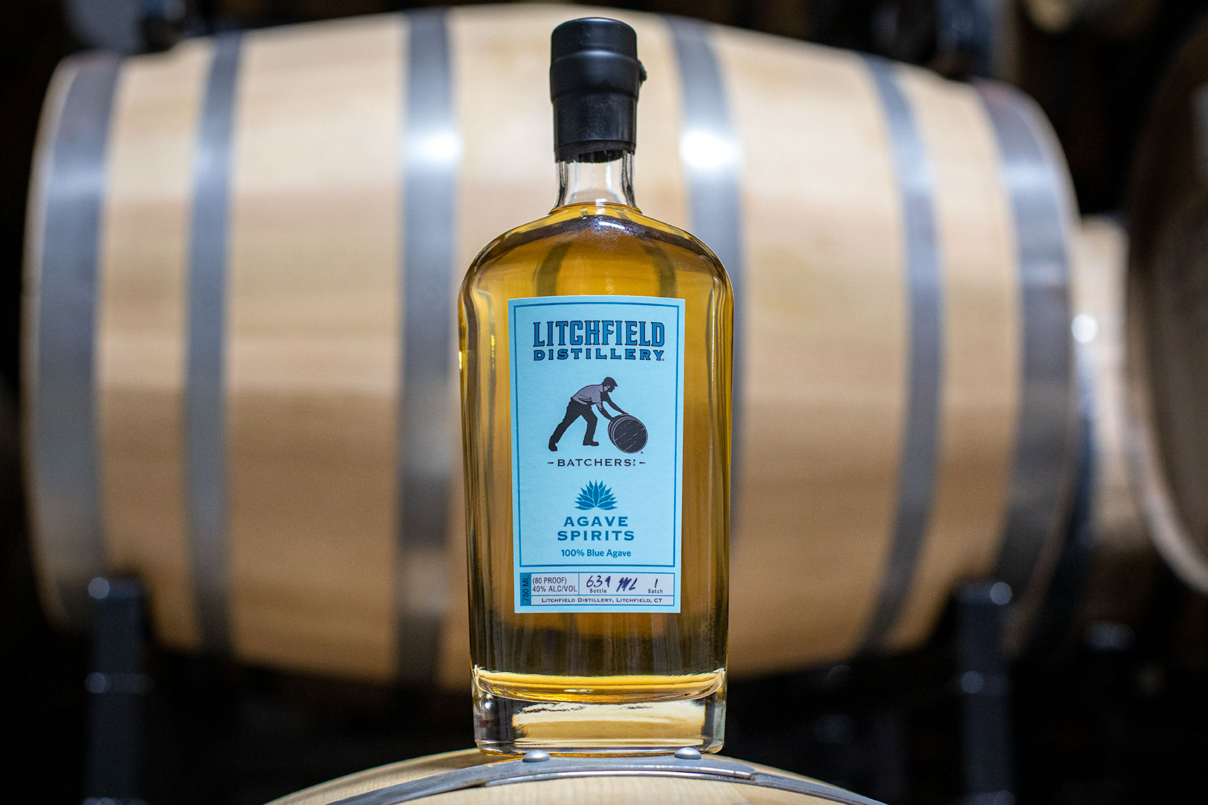 Litchfield Distillery Adds Agave Spirits to Lineup