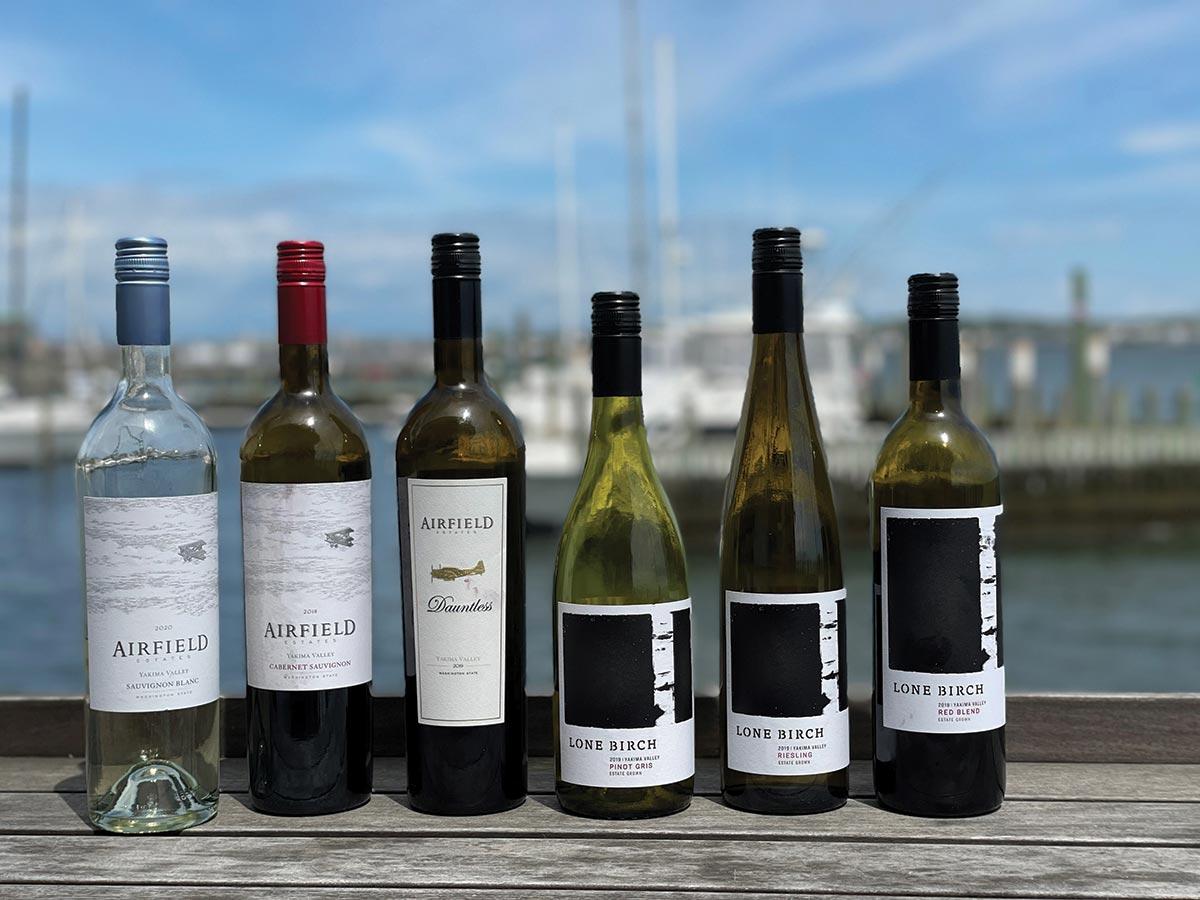 Angelini Wine Launches New Washington Wines