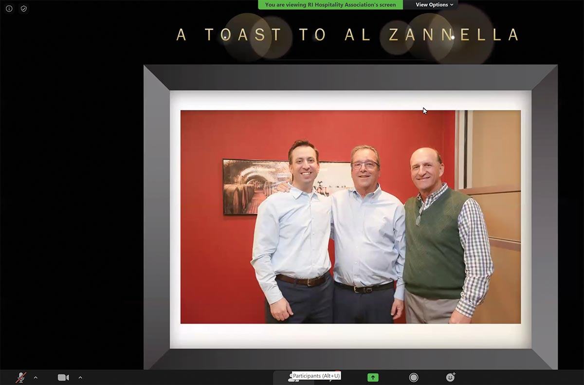 Al Zannella Remembered During Virtual Toast and Fundraiser