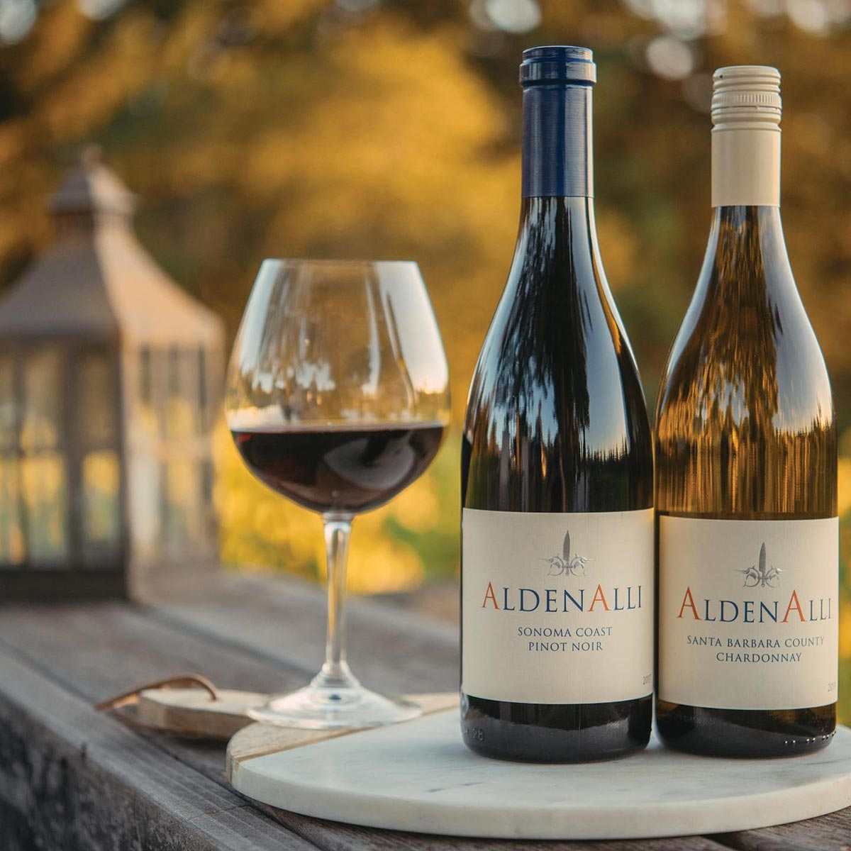 AldenAlli Wines Welcomed by Slocum & Sons