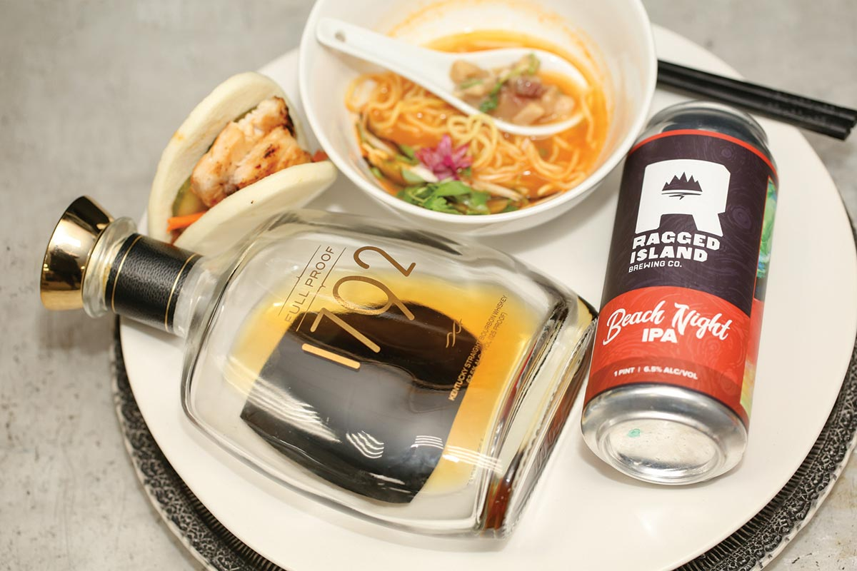 Rare Bourbon & Beer Dinner Greets Guests at Blackstone Caterers