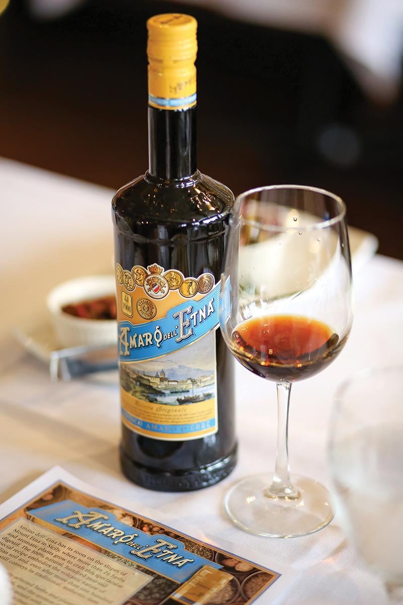 Amaro Brand Highlighted at Italian Luncheon