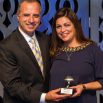 The RI Hospitality Association's 2015 Bartenders of the Year included: Amy McGovern DeThomas of 22 Bowen's.