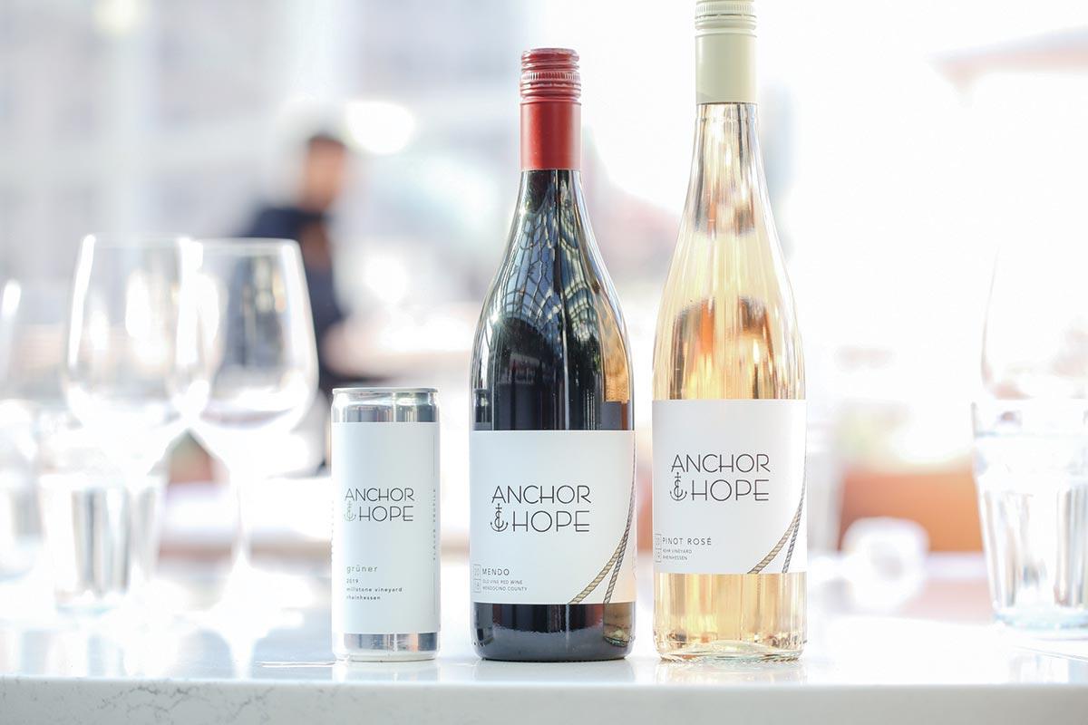 Rumford Wine Brand Highlighted at Pairing Dinner