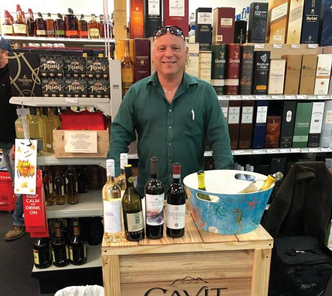Angelini Wines Highlights Selections at Fairfield Tasting