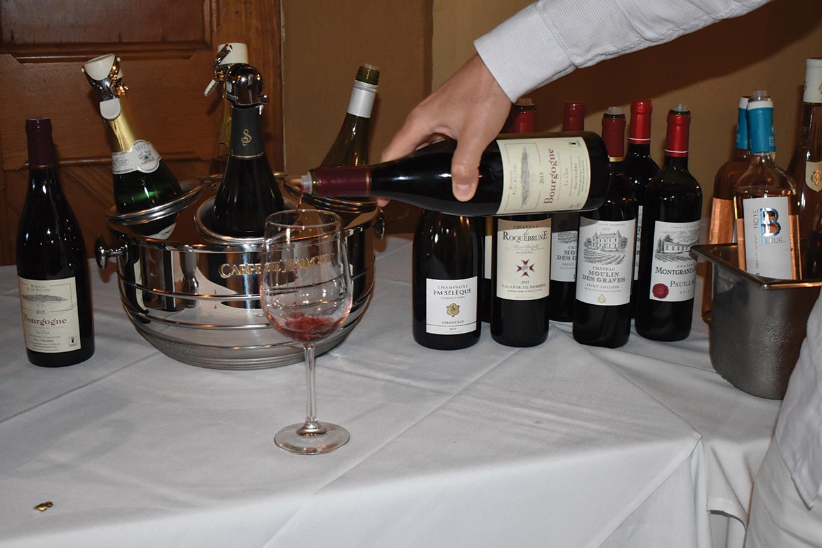 Angelini Wine Hosts Annual Tasting for Trade Guests