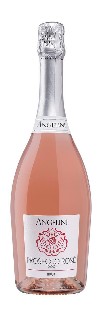 Angelini Prosecco Rosé DOC Released to U.S. Market