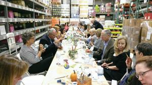 Angelini Warehouse Event Benefit