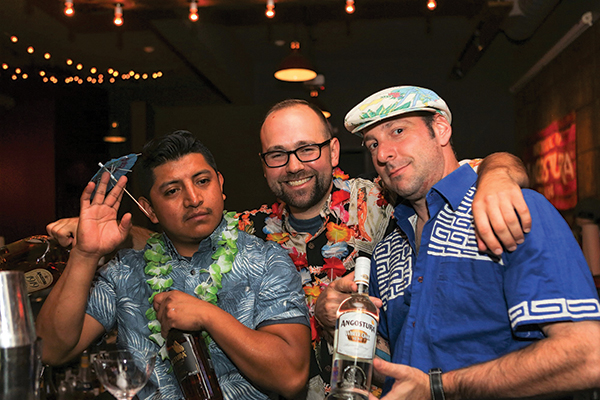 House of Angostura Featured at Providence Tiki Event