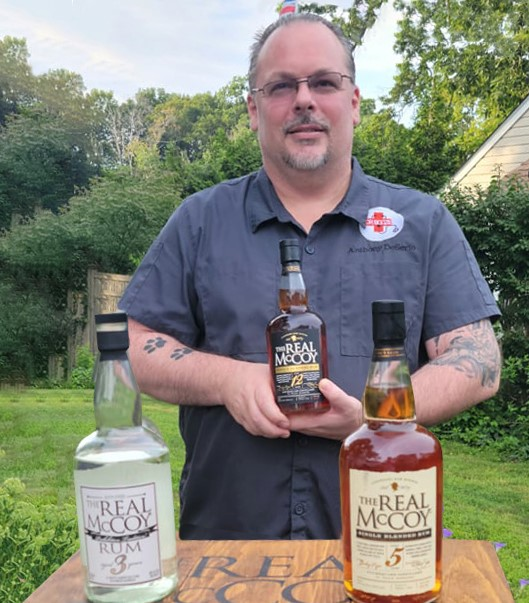 The Real McCoy Rum Hires DeSerio in New Role