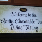 The Piu Facile Imports portfolio was featured at the Amity Charitable Trust wine tasting in October 2015. The event was held at Anthony's Ocean View in New Haven.