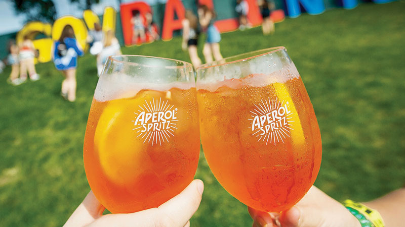 Aperol: Puttin' on the Spritz