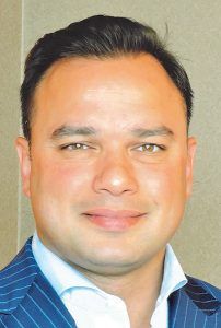 Arjun Dewan, Executive Vice President Wholesale East, Winebow Group.