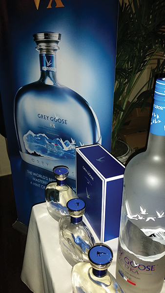 Two Events Mark Grey Goose VX Connecticut Launch