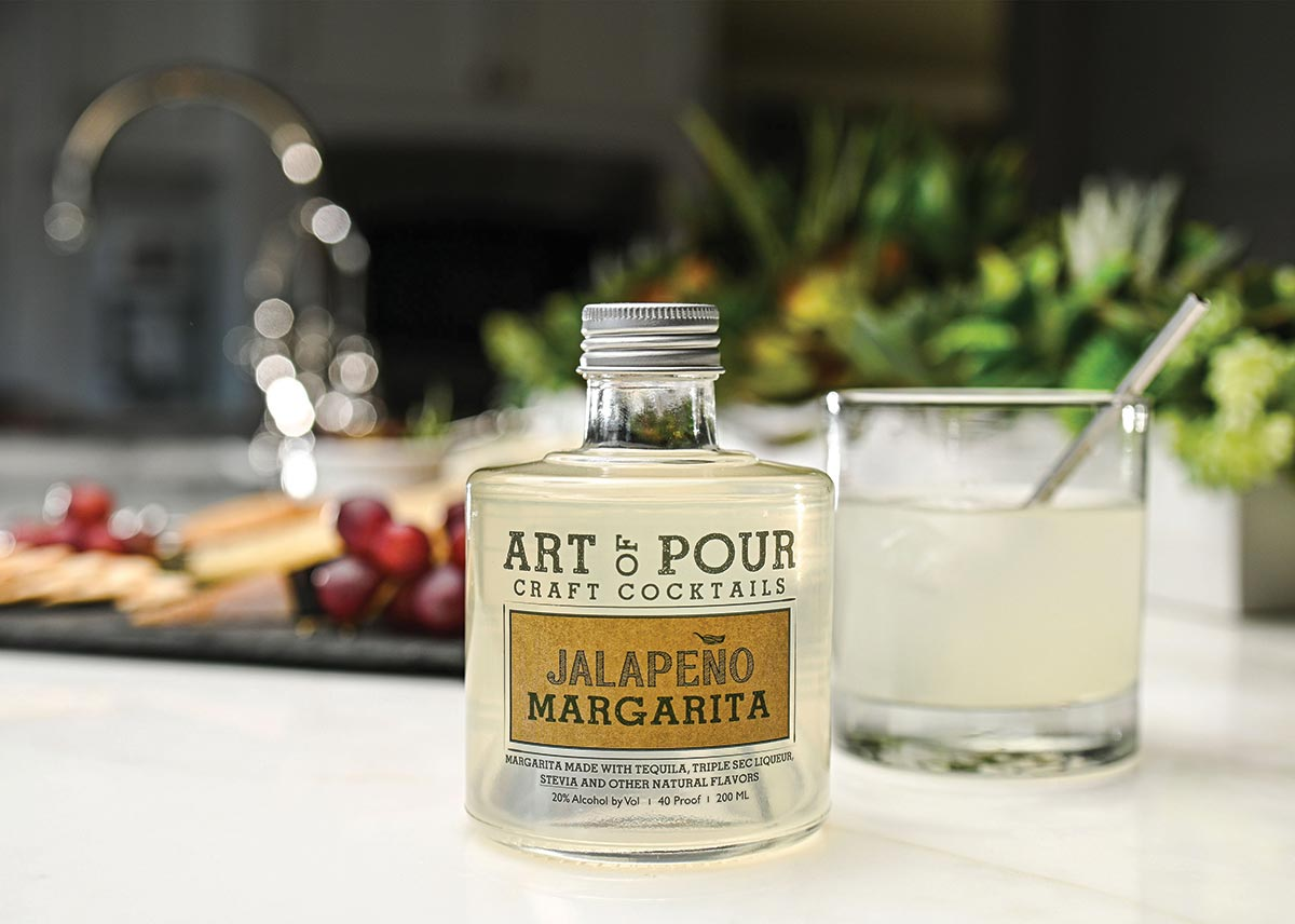 Connecticut-Based Art of Pour Launches Craft Cocktail Line