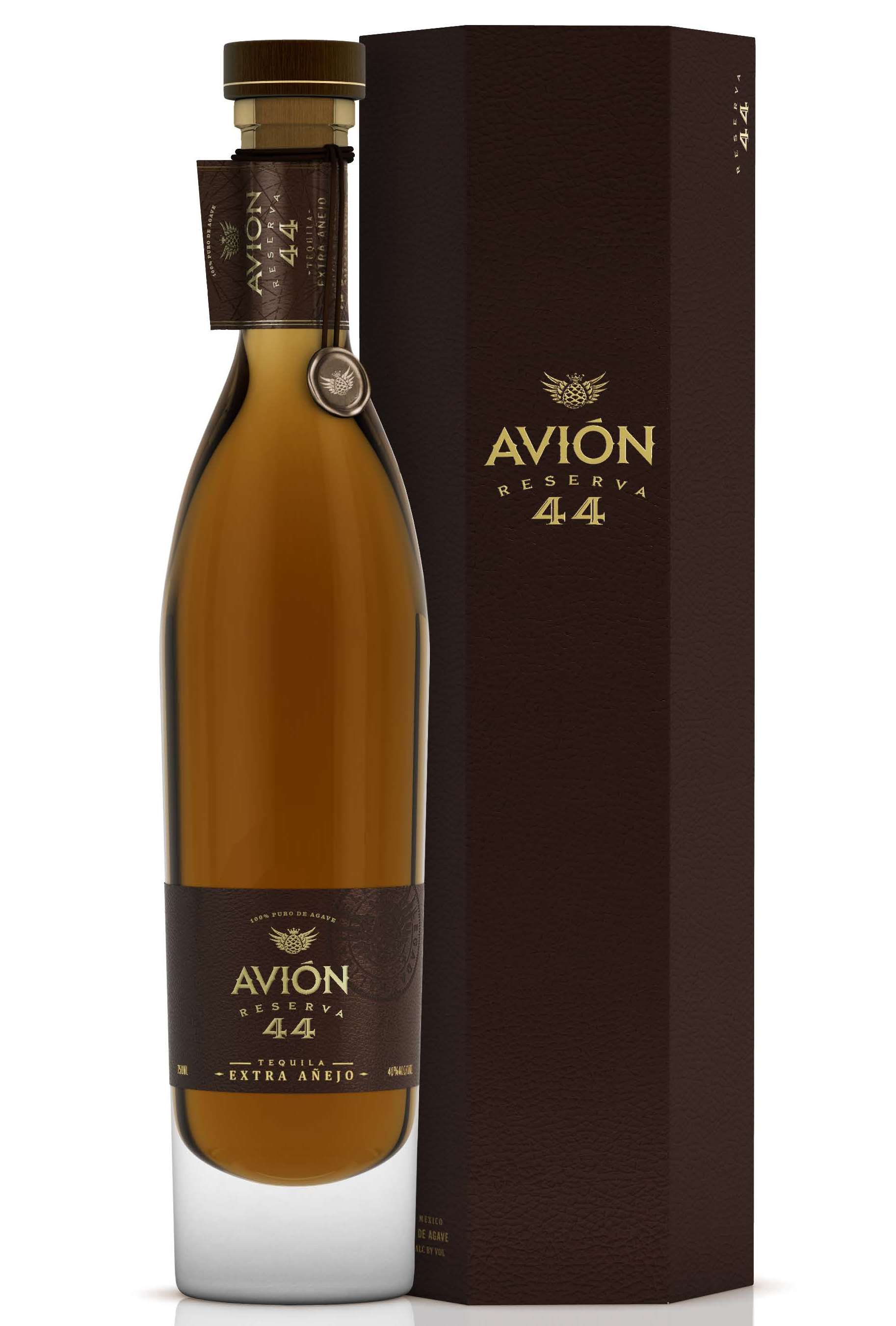 Tequila Avion Introduces Avion Reserva 44 The Beverage Journal