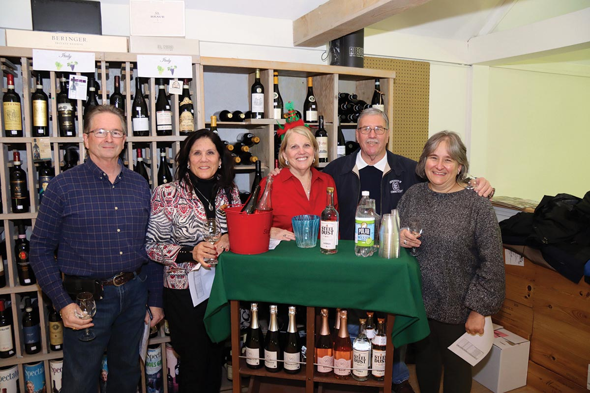 Avon Super Cellar Hosts Holiday Tasting and Toy Drive