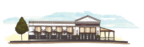 Avvio Ristorante Joins Newport Restaurant Group