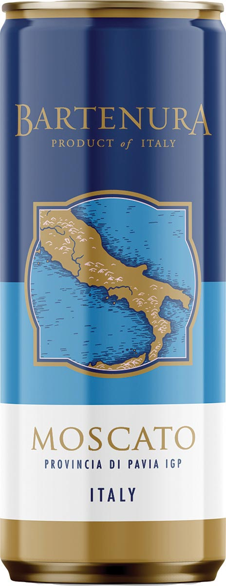 Horizon Beverage Adds Moscato Canned Wine Format