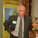 Tim Chegwidden of Bodegas Carrau.