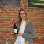 Magnolia Ramos, Brand Ambassador, Global Wines Portugal.