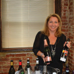 Natalie D'Alessandro Volpe, NDV Wine Agents.