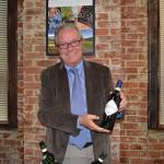 William Hayde of Pierazzuoli Winery and Picollo Ernesto.