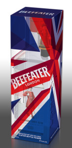 BEEFEATER GIFT BOX 750ML F14 HOLIDAY VAP