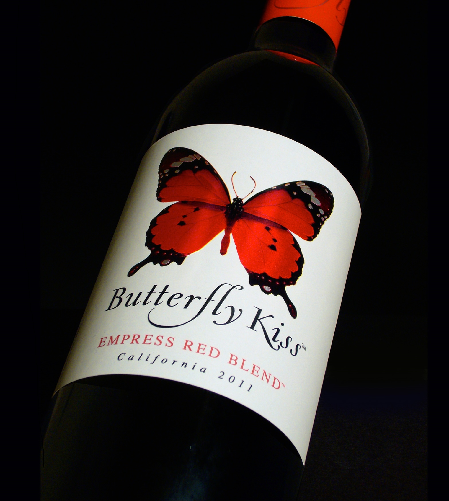 Tags: Brescome Barton , Butterfly Kiss Empress Red Blend , Diageo