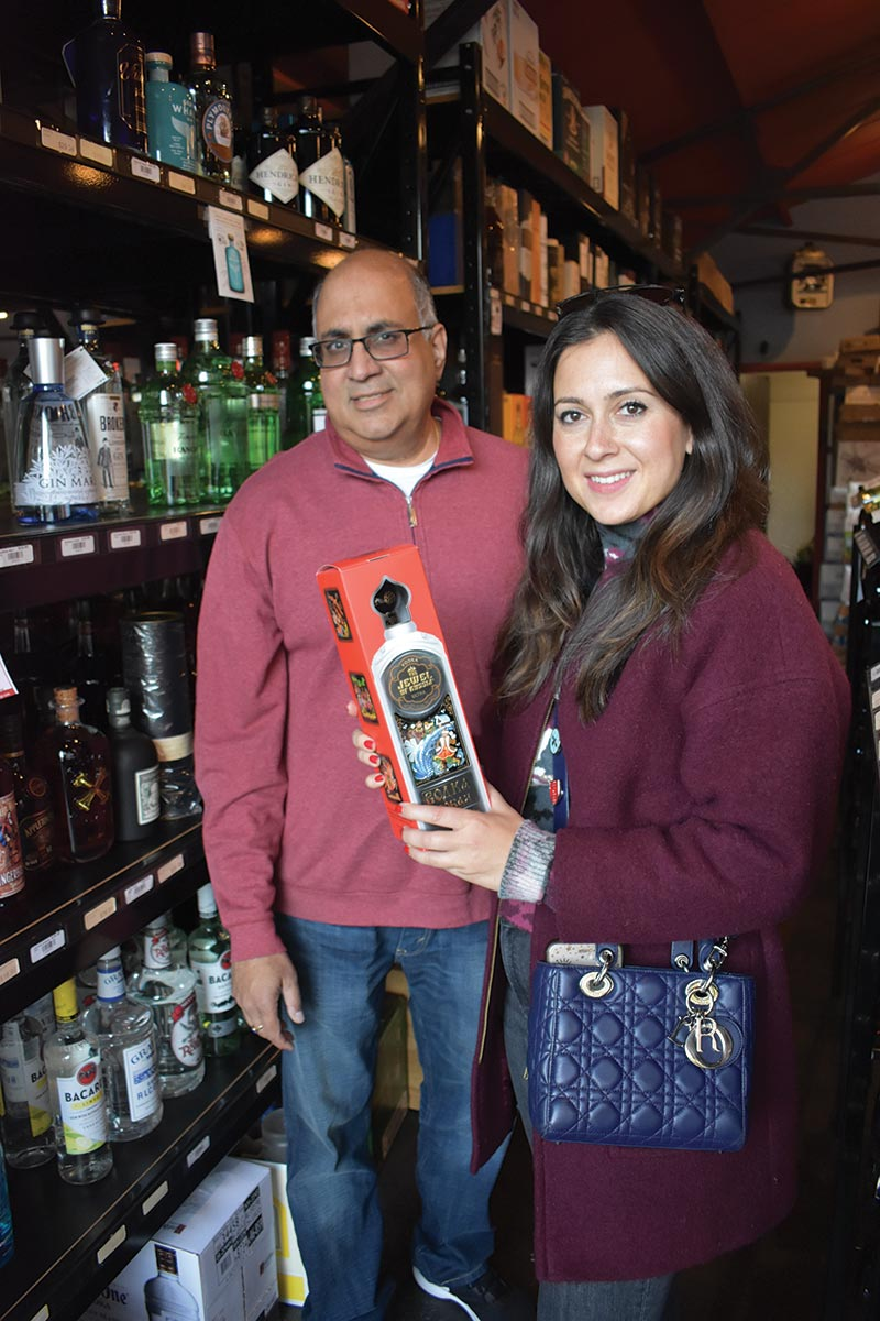 BMC Imports Welcomes Limited-Edition Vodka for the Holidays