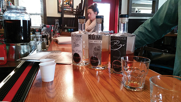 Craft Beer of Rhode Island Guild Debuts Spirits
