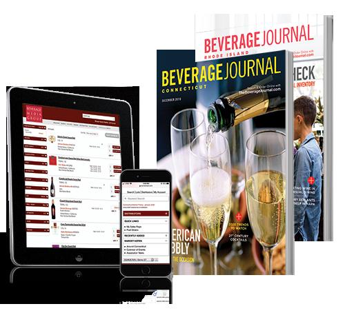Homepage The Beverage Journal