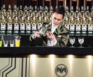 Gn Chan, the Bacardi Global winner